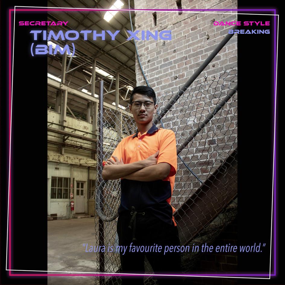 Timothy Xing