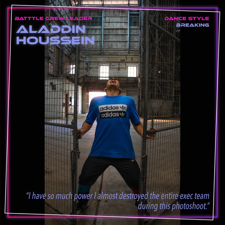 Aladdin Houssein