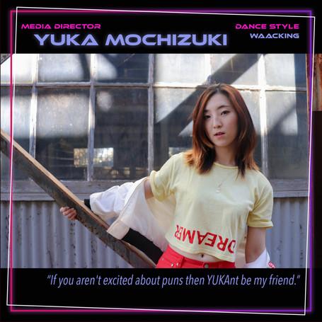 Yuka Mochizuki