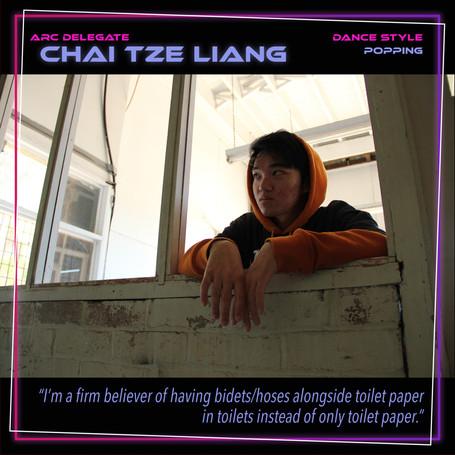 Chai Tze Liang