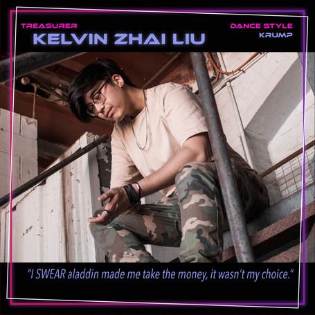 Kelvin Zhai Liu