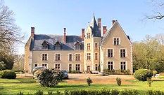 kasteel overnachtingen Frankrijk Vierzon