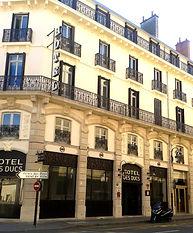 Overnachtingshotel Frankrijk onderweg A31 Dijon