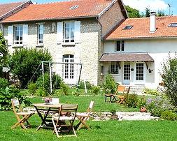 Bed en breakfast Frankrijk richting Dijon
