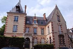 Overnachtingshotel Frankrijk Chartres