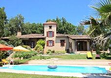Frankrijk hotels onderweg A20 Limoges Toulouse