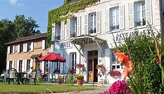 Hotels Frankrijk autoroute A71 Salbris