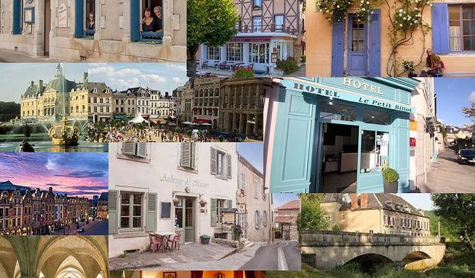 Leuk Overnachten Frankrijk naar Reims Troyes en Dijon