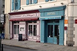 Hotels Frankrijk snelweg A81 Vitre
