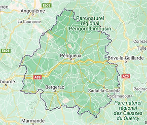 Leuke Overnachtingen bij Limoges Dordogne