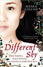 The best Historical Fiction Asia Meira Chand A Different Sky