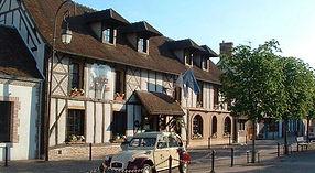 Hotels Frankrijk langs de A71 Orleans Vierzon