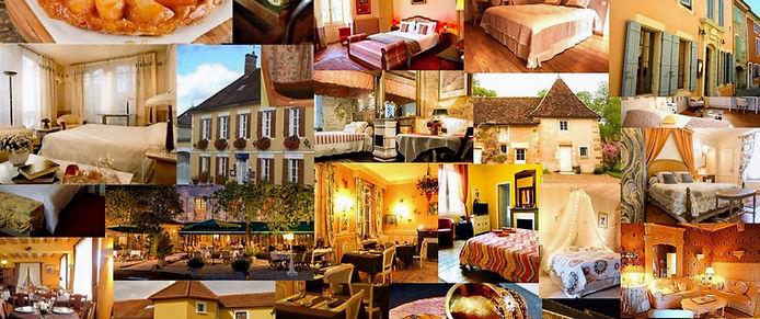 Hotels Route du Soleil Frankrijk Lyon Valence