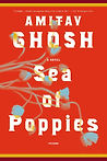 Bestsellers Asian Historical Fiction Books Amitav Ghosh The Sea of Poppies