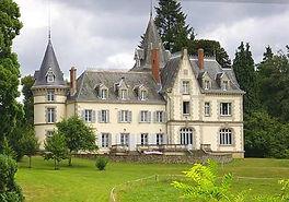 Kasteel overnachtingen Frankrijk snelweg A20 Limoges