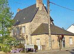 Hotels Frankrijk snelweg A81 Le Man Rennes