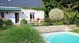 Bed en Breakfast Frankrijk onderweg A10 Tours Poitiers