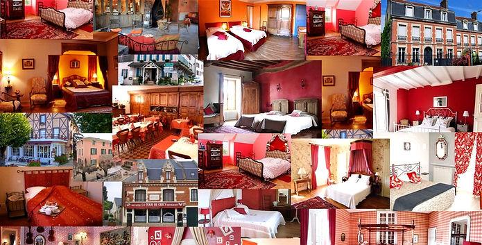De Leukste Hotelslangs de A71 tussen Vierzon en Clermont Ferrand