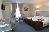 Overnachten familiekamers onderweg Frankrijk A31 Nancy Dijon