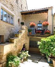 Op Doorreis Frankrijk Bed en Breakfast snelweg Valence Orange