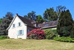 Bed en breakfast Frankrijk snelweg A20 Limoges Dordogne