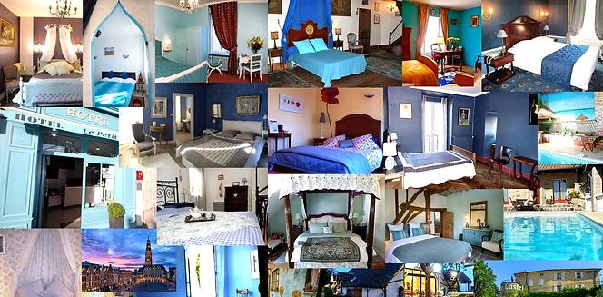 De leukste Hotels onderwegnaar de Auvergne en Montpellier