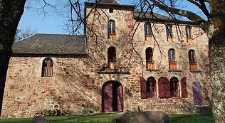 Overnachten in een kasteel Frankrijk snelweg A75 Clermont Ferrand Montpellier