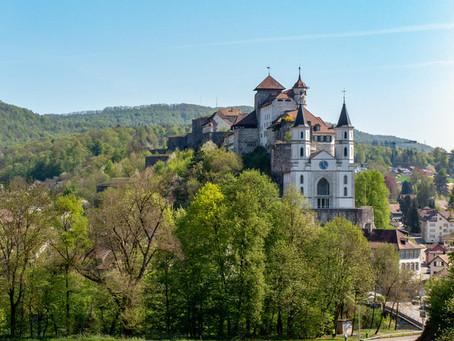 Wanderung von Olten zur Festung Aarburg