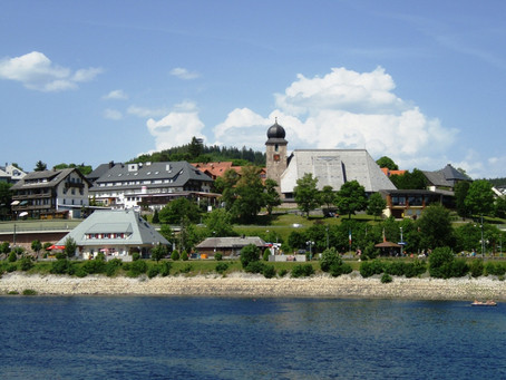 Pfingstweekend im Schwarzwald