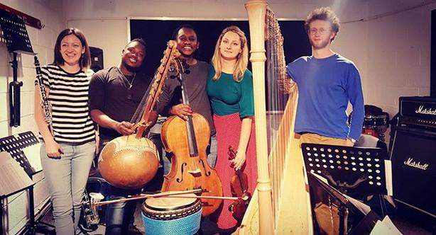 Rehearsing _abelselaocoe 's glorious mus