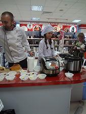 Кулинарные шоу, мастер-классы