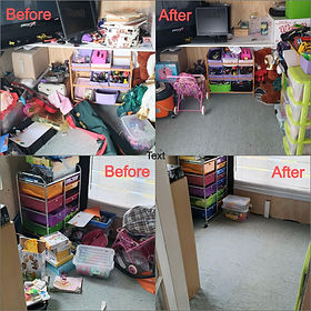 Toy room clear out