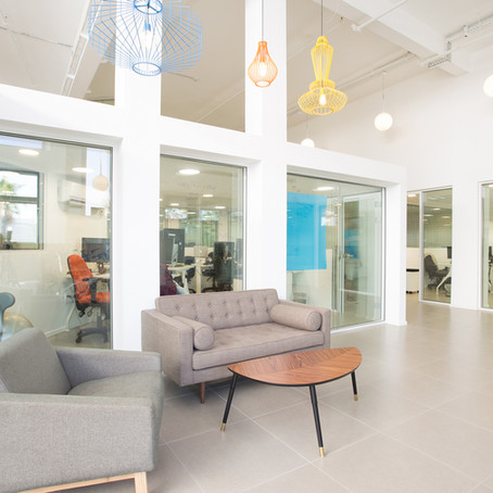 Some Points to Consider When Looking for a New Office