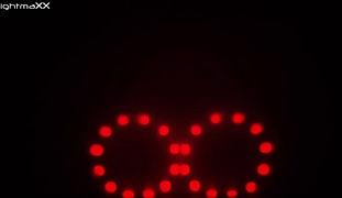 Video, Lichteffekt, LightmaXX, LED Gun