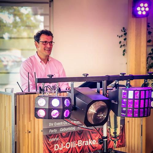 DJ Leistung plus Premium Service