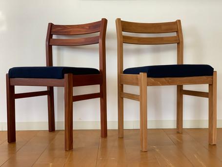 DIYで椅子をリメイク。