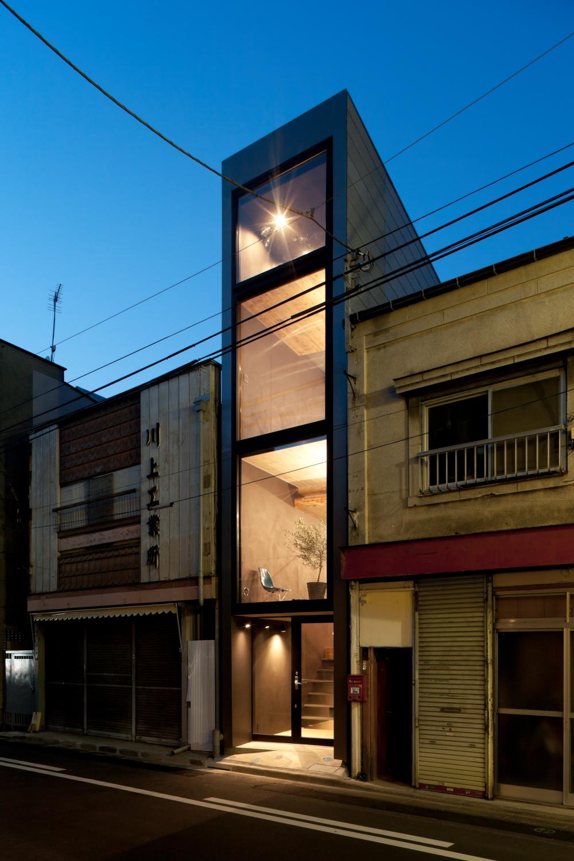 1.8m幅の家