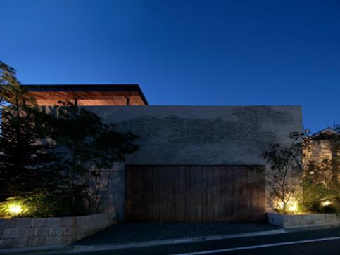 尾山台の家