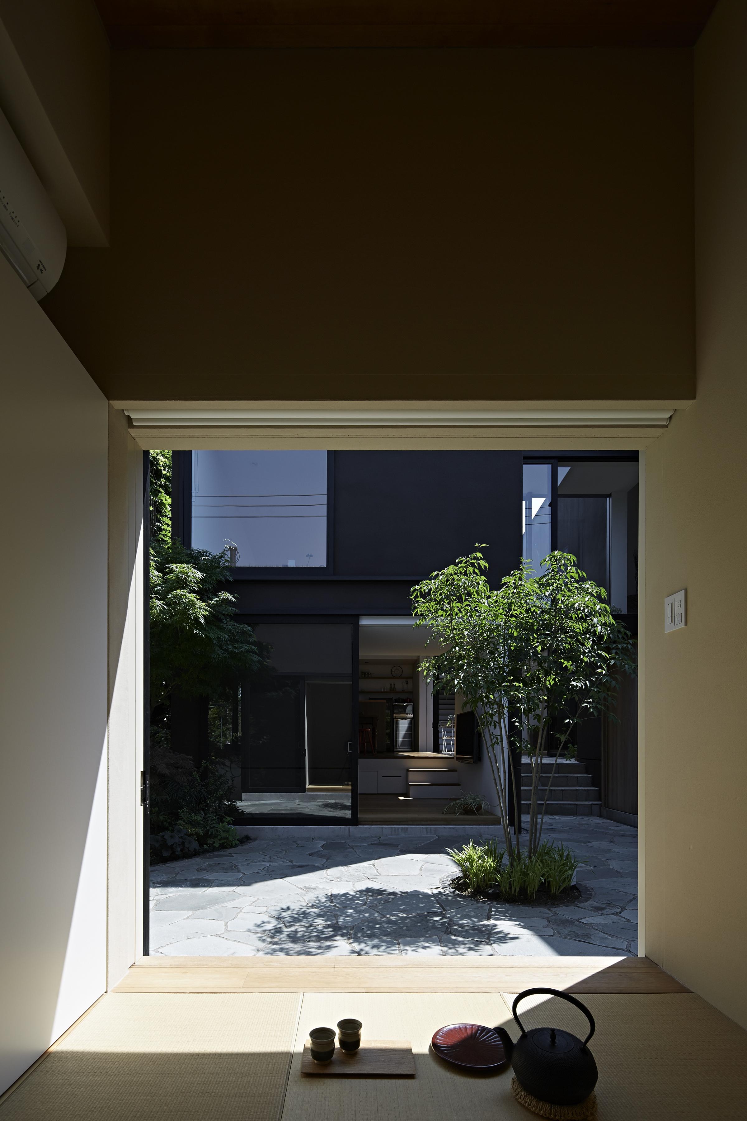 たまプラーザの家|stageworks|石井秀樹