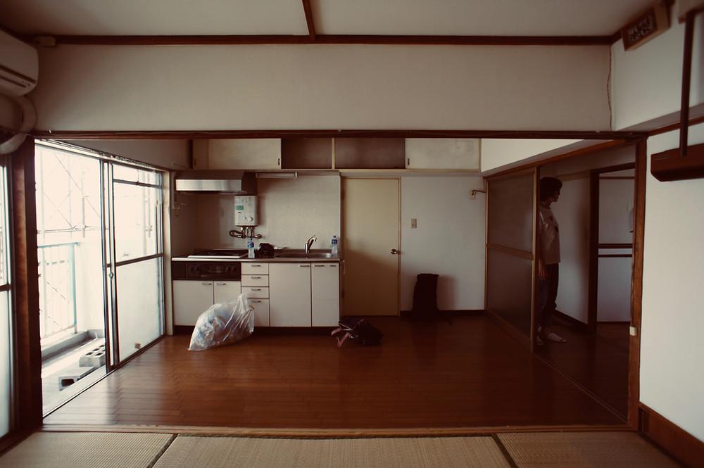 富士見町団地34号棟