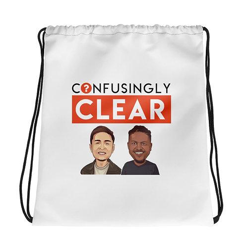 CC Drawstring bag