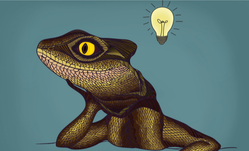 LIZARD BRAIN: Why does the tale linger that our instincts stem from a part of our brain inherited from reptilian ancestors? Because if bad behavior stems from our inner beasts, then we're less responsible for some of our actions.
