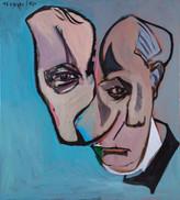 Portrait of Charles Baudelaire