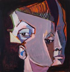 Portrait of Egon Schiele