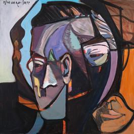 Portrait of Vasily Kandinsky