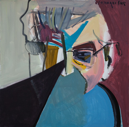 Portrait of Jean Lacan