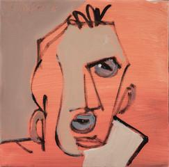 Portrait of Anton Chekhov