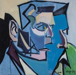 Portrait of Ludwig Wittgenstein