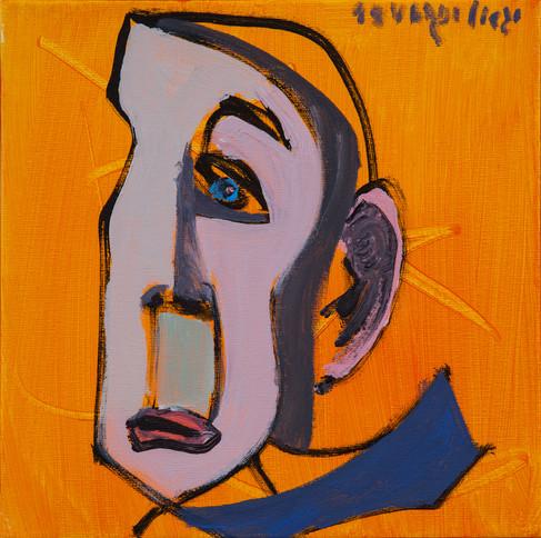 Portrait of Jorge Luis Borges