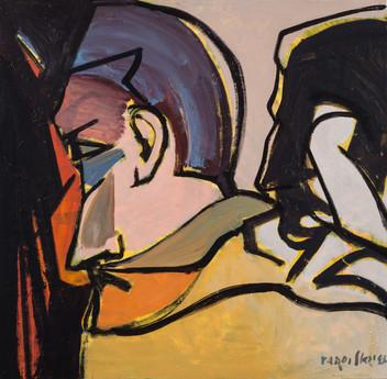 Portrait of Paul Gauguin